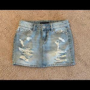 Denim skirt, never worn